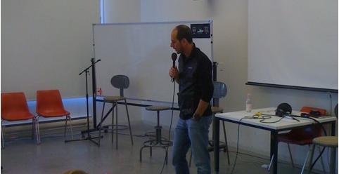 Podcamp Montréal + Dominic Arpin