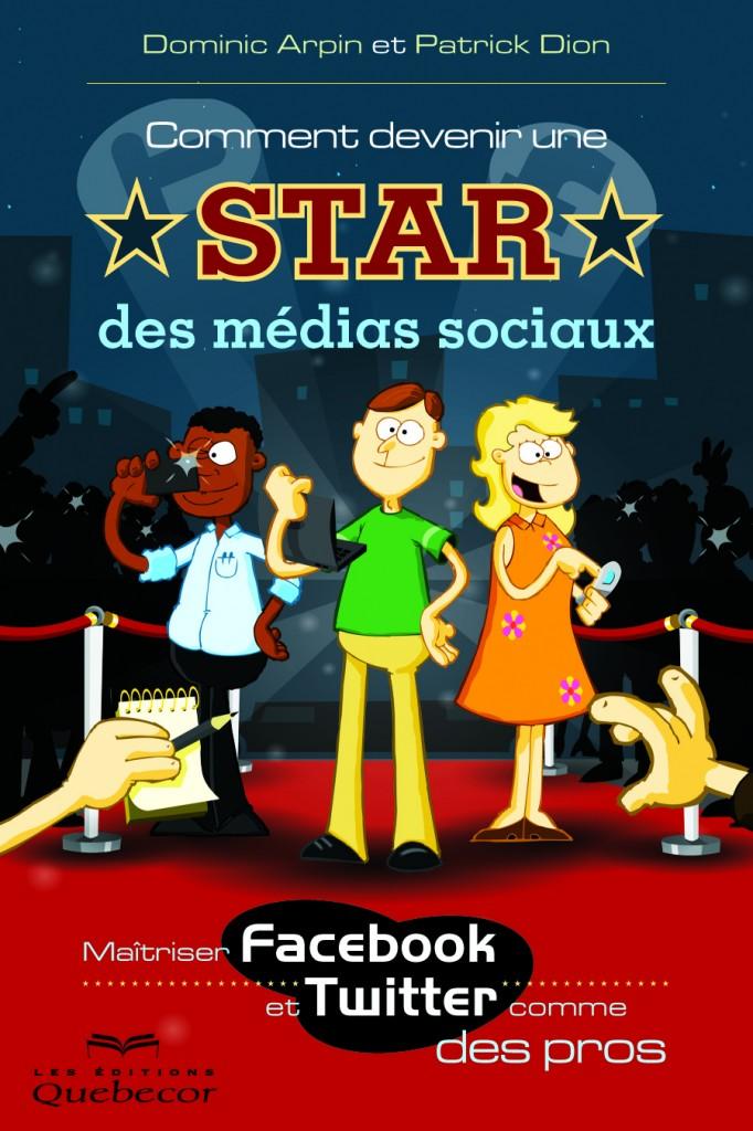 Stars médias sociaux